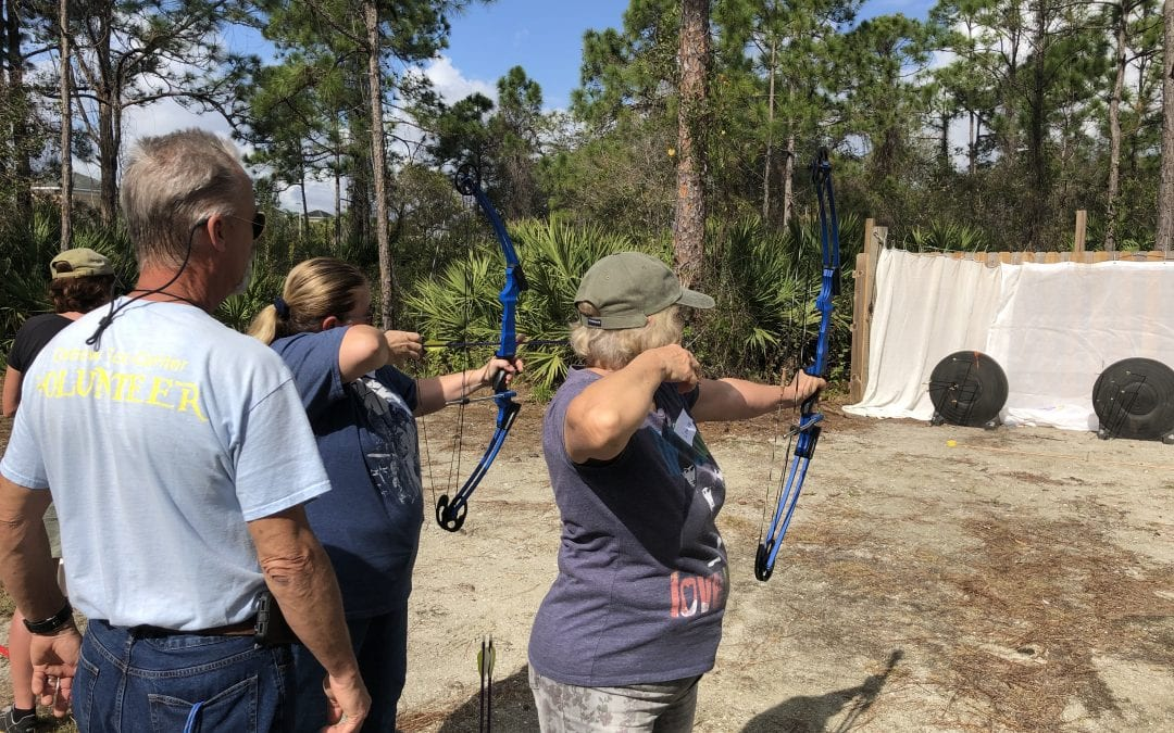 Hit Your Mark at the Oxbow's Explore Archery and Open Range
