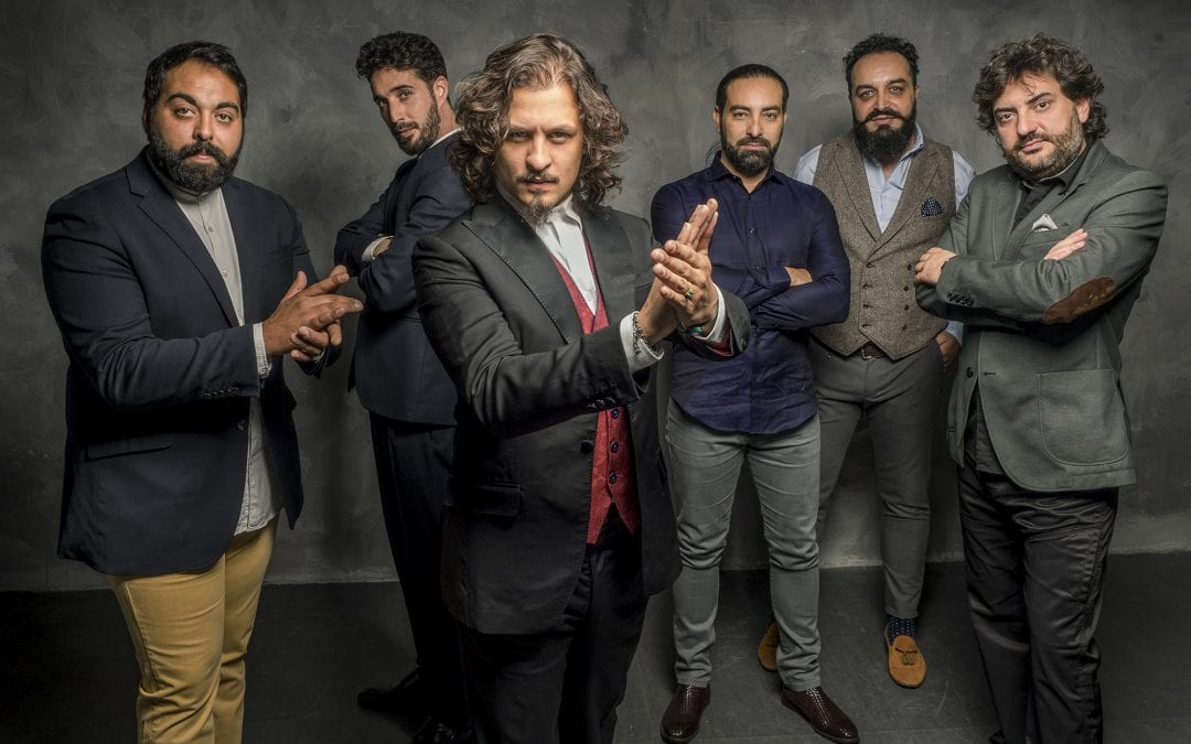 Flamenco Legends by Javier Limón: The Paco de Lucía Project Performs at UNLV