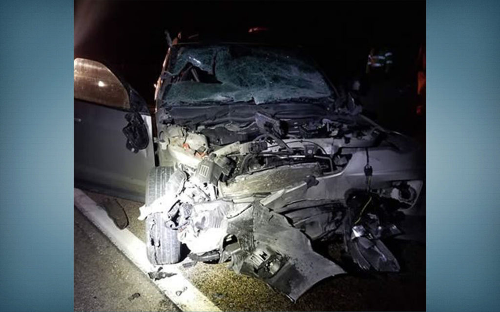 Injuries Reported In Stanton County Crash