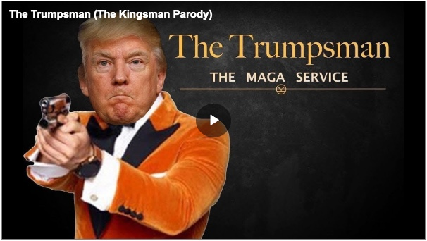 "SEE IT HERE: ""The Trumpsman"" video being attacked by hysterical fake news media"