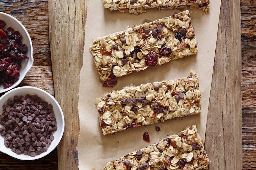How to make delicious homemade granola bars