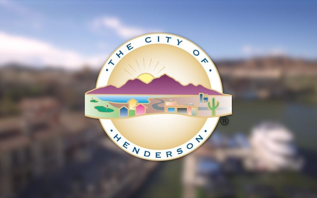 Henderson Completes Annual Evaluation of Mitigation Action Plan