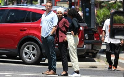 REPORT: Rep. Omar living double life with married aide