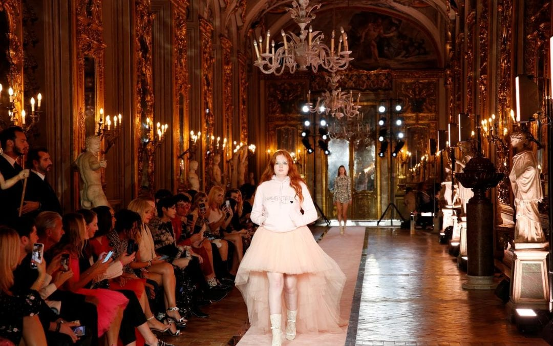 Couture meets high-street in Giambattista Valli, H&M collaboration
