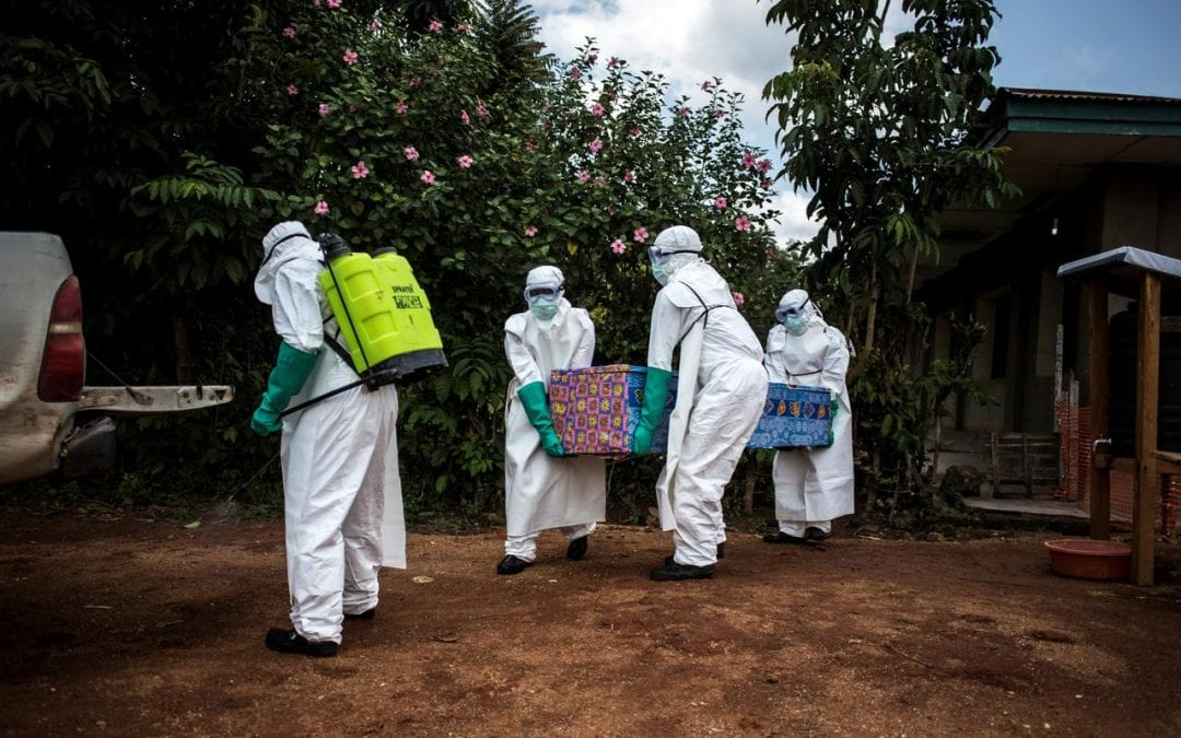 Years after Probe Exposed Corruption in U.S. Africa Ebola Aid, Millions Keep Flowing