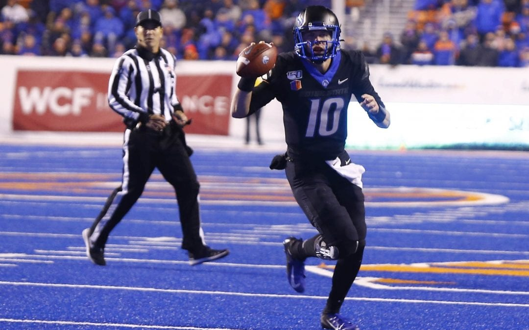 No. 21 Boise State looking to chirp vs. UNM