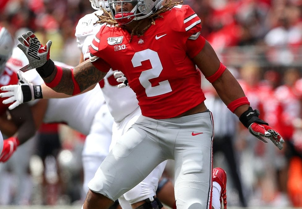 Ohio State's Young to return for Penn State game