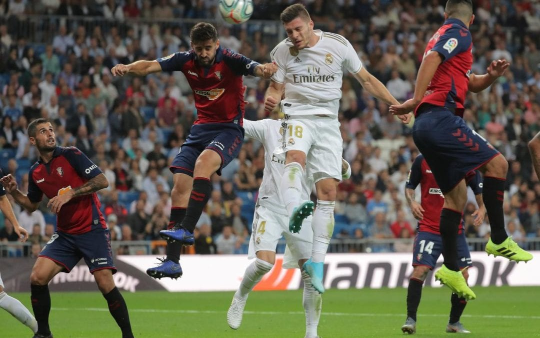 La Liga plans to take game to Miami halted by court decision