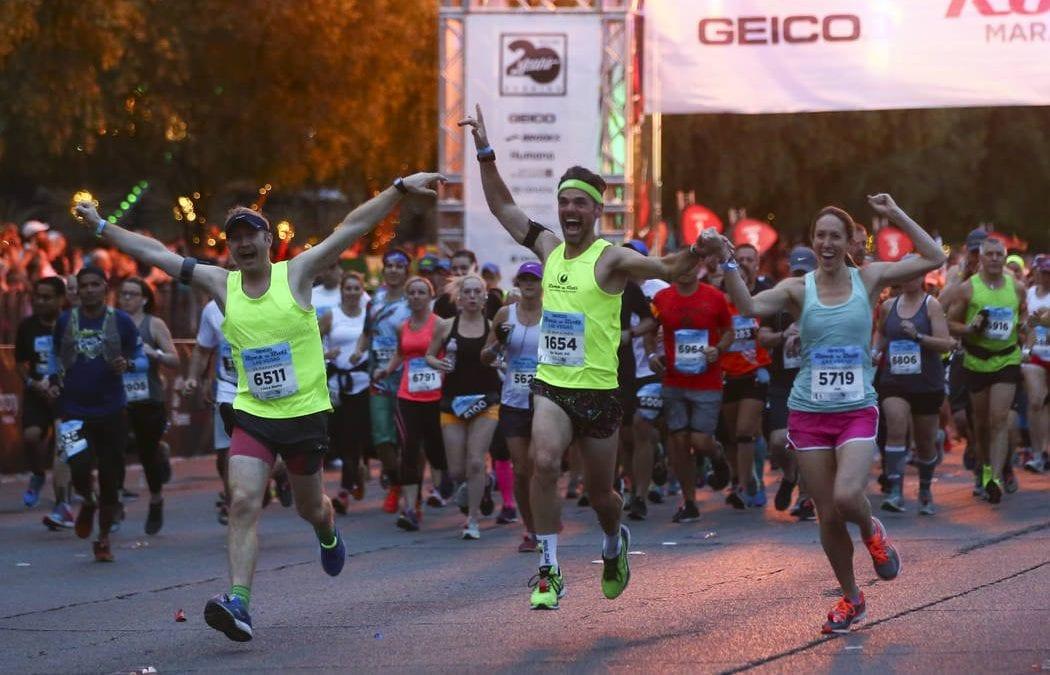 Second Rock 'n' Roll Marathon OK'd for Las Vegas Strip in 2021