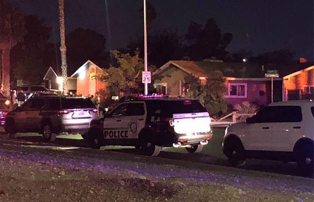 2 dead in murder-suicide in northwest Las Vegas