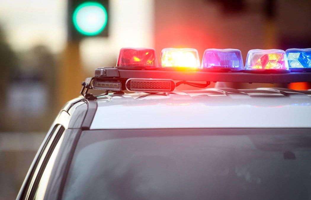 1 injured in police shooting in central Las Vegas