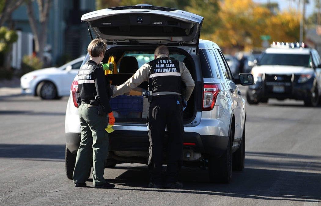 Las Vegas police investigate after boy found dead with gunshot wound