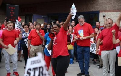 Clark County teachers union to push tax increase ballot initiatives
