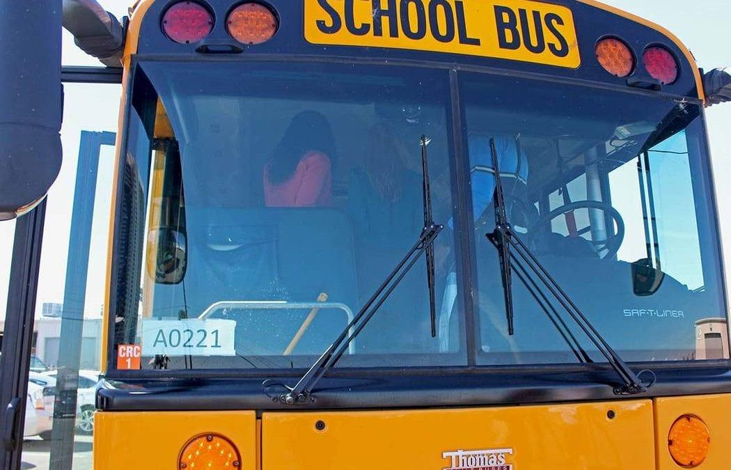 Fort Pierce Police Investigate Traffic Crash Involving School Bus