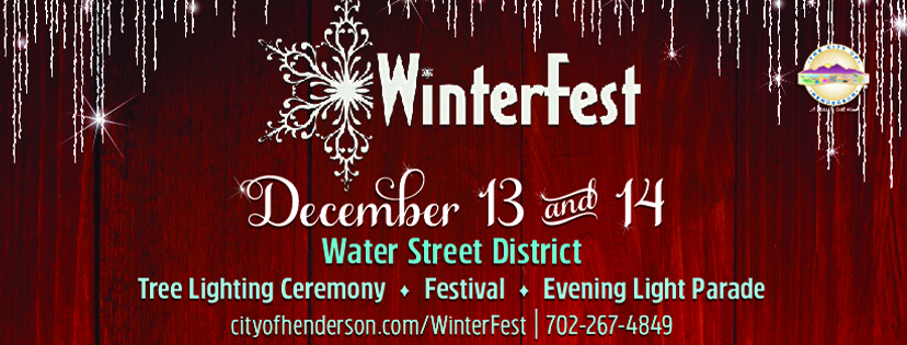 Henderson Celebrates the Holidays With WinterFest