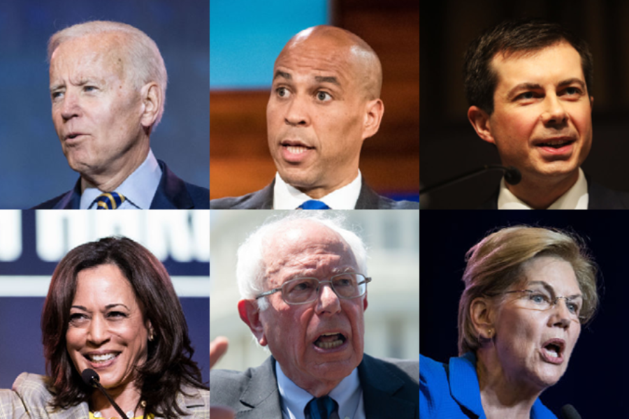 Poll: Majority of Democrats In Battleground States Want Moderate Candidate