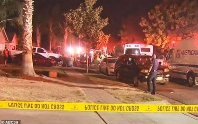 "Police say victims of Fresno football party shooting were ""targeted"""