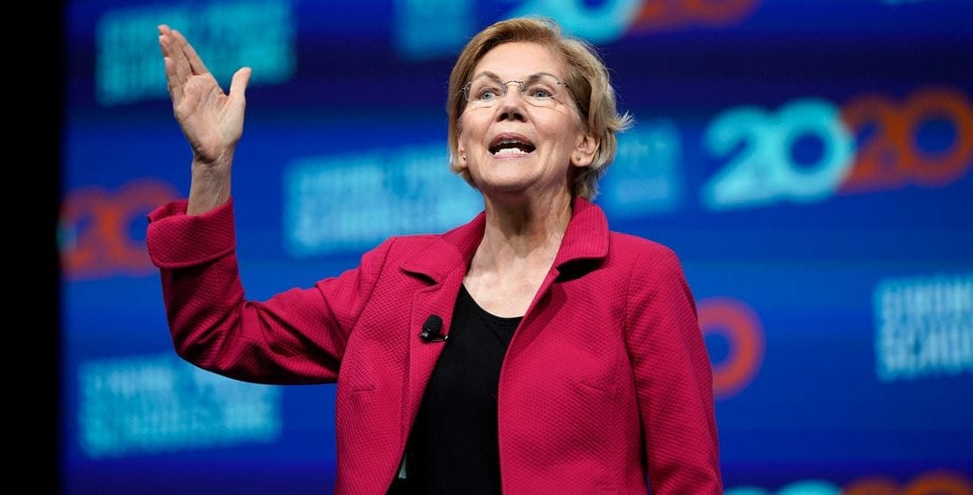 SOME WOULD BE TAXED OVER 100% UNDER ELIZABETH WARREN'S PLAN