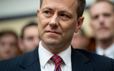 Judicial Watch Obtains Strzok-Page Emails Disputing Hillary Clinton's Claim That She 'Never Received nor Sent Any Material That Was Marked Classified'