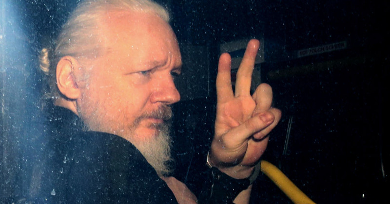 UN ENVOY ISSUES GRIM WARNING OVER ASSANGE'S LIFE
