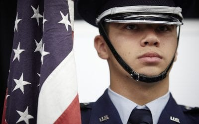 UNLV's Air Force ROTC Program Marks 15 Years on Campus