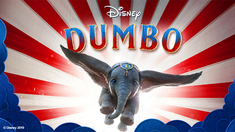 Dumbo Drops Into the Lakewood Park Library Dec. 18