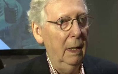 McConnell: 'I'm Pretty Confident' That Impeachment Will Not Lead to Ouster of Trump