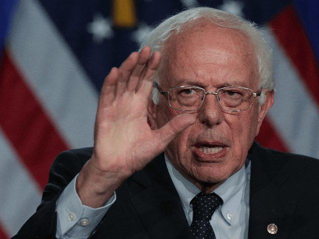 Bernie Sanders: Mandatory AR-15 Buybacks Are 'Unconstitutional'