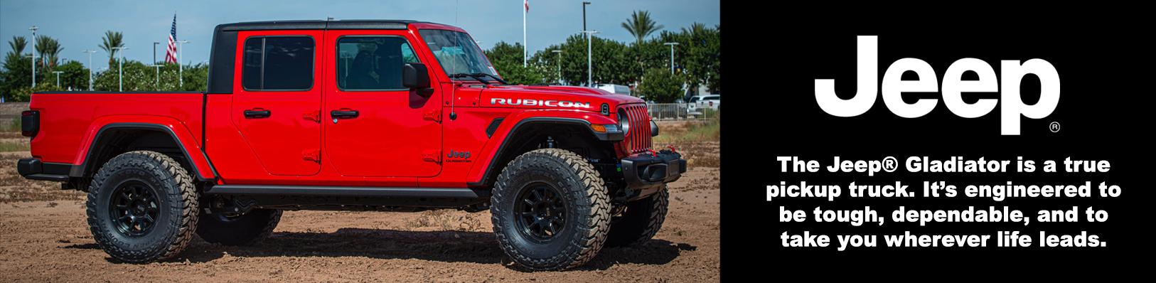 Jeep Gladiator 2019