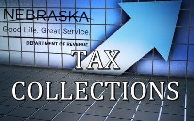 Tax Revenue Exceeds Expectations Again For Nebraska