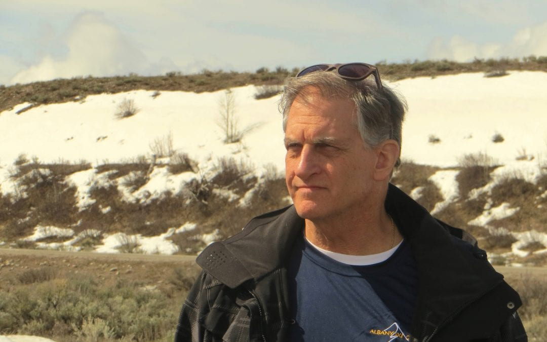 "Former WNYT-TV 13 Anchor Phil Bayly Pens ""Murder on Skis"""