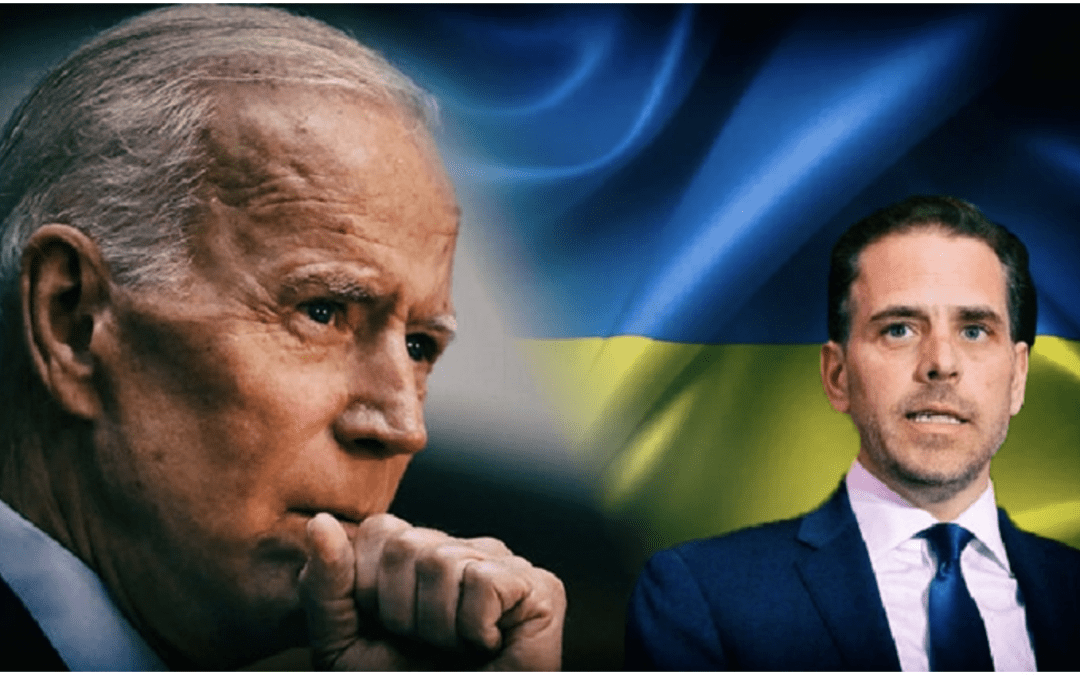 'WHISTLEBLOWER' ERIC CIARAMELLA HOSTED 2016 WH MEETING ORDERING UKRAINE OFFICIALS TO DROP PROBE INTO HUNTER BIDEN