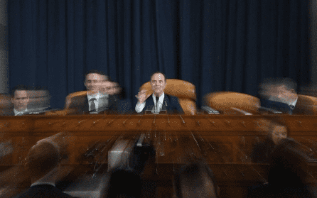 THE REAL BOMBSHELL OF THE IMPEACHMENT HEARINGS