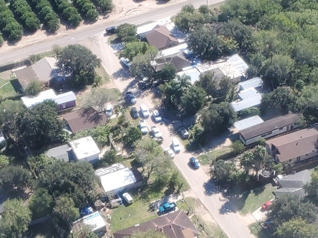 Alleged Smugglers Busted, Migrants Rescued at Border Stash House