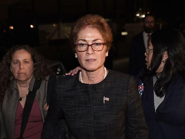 Report: Impeachment Witness Marie Yovanovitch Caught in Apparent Falsehood Under Oath