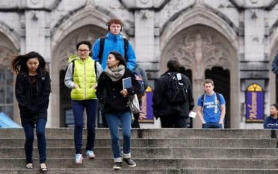 Foreign Student Enrollment Drops For Third Straight Year
