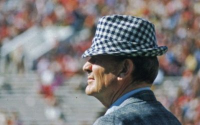 """Bear"" Bryant's Influence Immense"