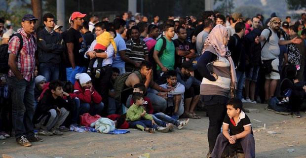 PEW: EUROPE HOSTING AT LEAST 3.9 MILLION ILLEGAL IMMIGRANTS
