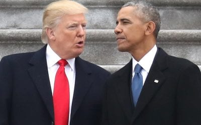 Spending for first 2.5 years of Trump admin 13% HIGHER than same period under Obama