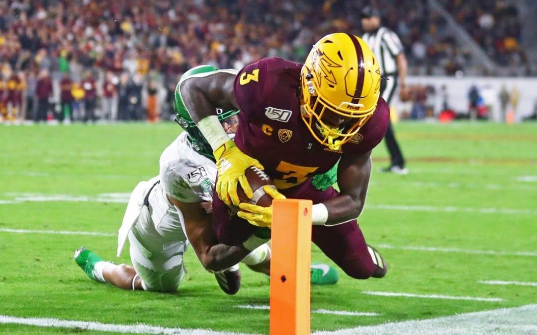 Arizona State RB Benjamin declares for NFL draft