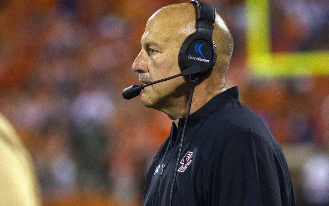 Colorado State hires Addazio as head coach