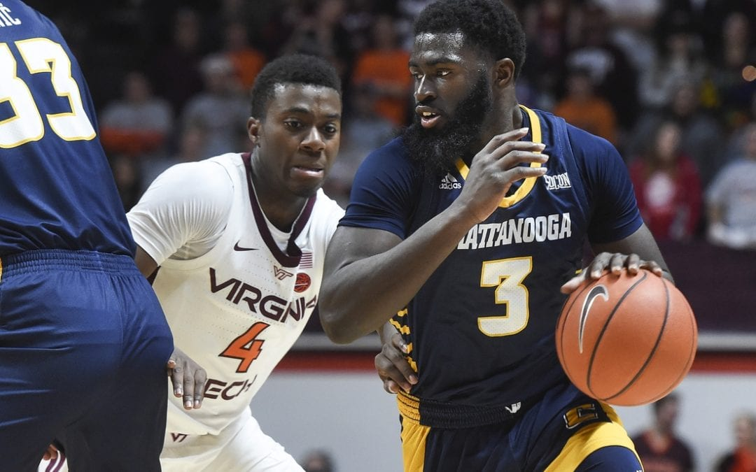 Virginia Tech pushes past Chattanooga