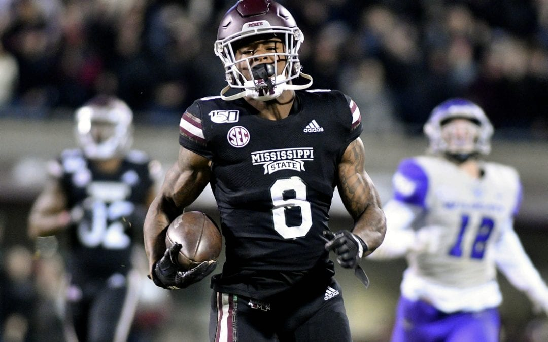College football notebook: SEC rushing leader Hill declares for draft