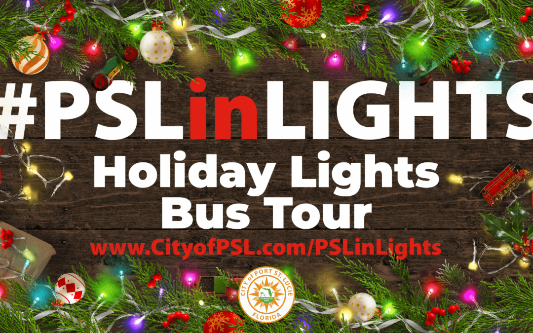 More buses! #PSLinLights Holiday Bus Tour is expanding