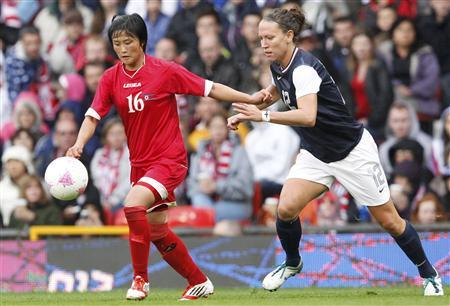Olympics: North Korea pulls out of women's 2020 soccer qualifiers in South
