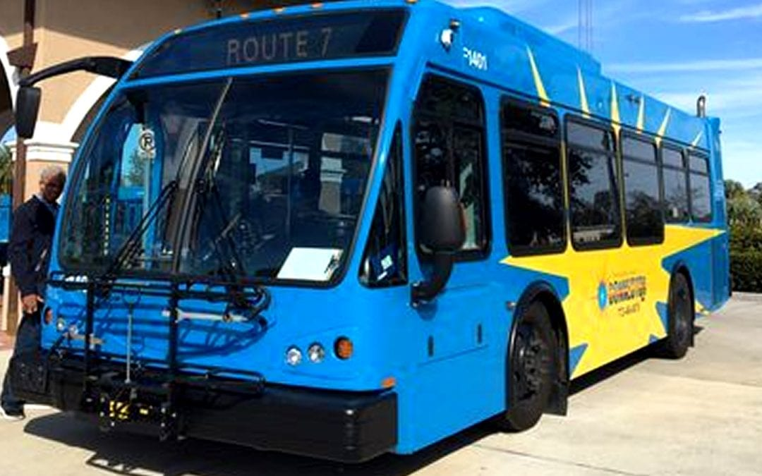 St. Lucie County Transit Launches Innovative On-Demand Ride Share Service for Residents in Southwestern Port St. Lucie