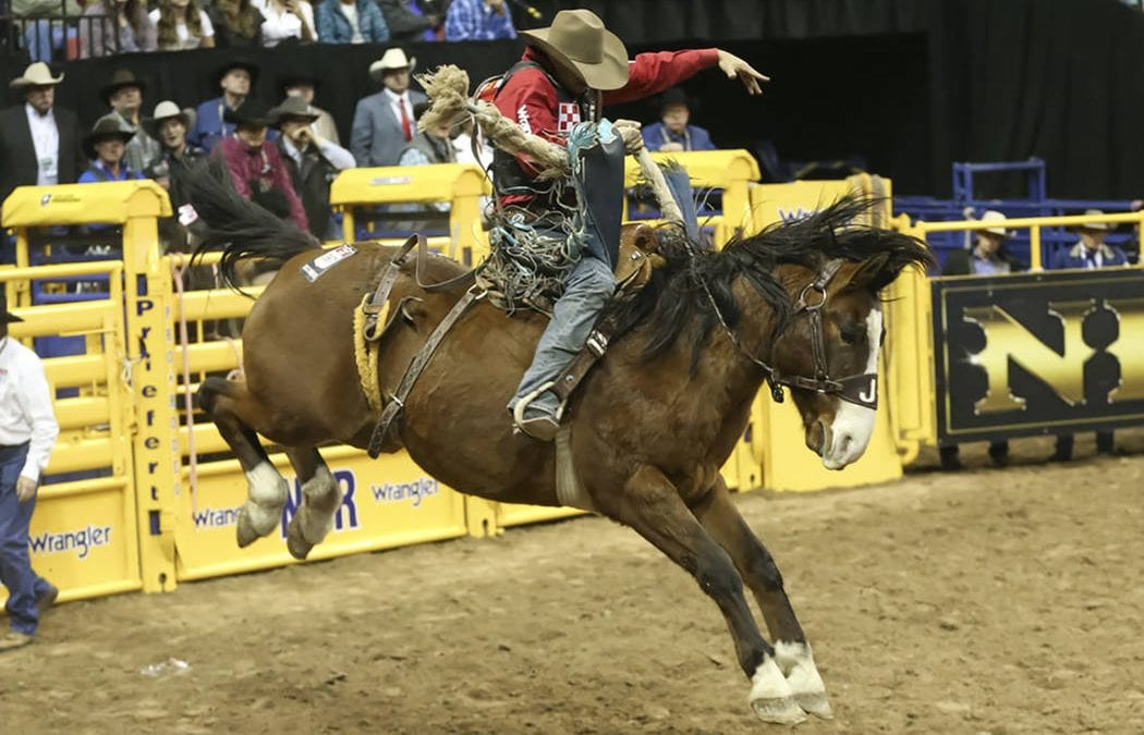 NFR rides into Las Vegas for 35th year