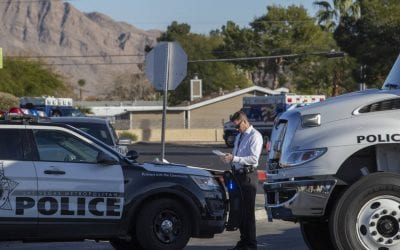 Suspect in custody, streets reopened after barricade in east valley