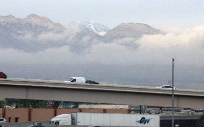 Clouds, slightly above normal temperatures forecast for Las Vegas