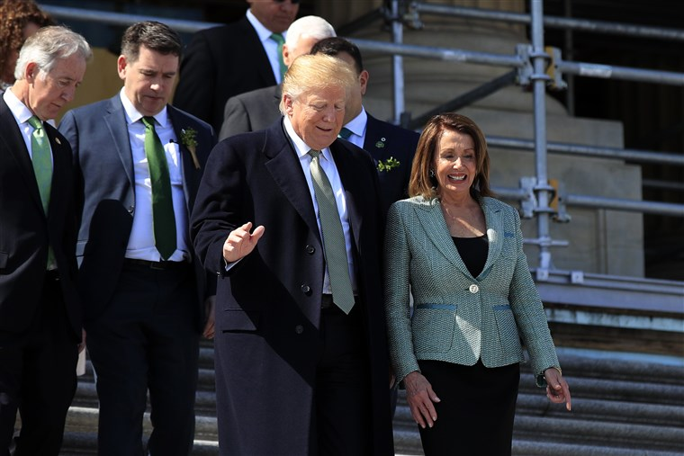 Keep your powder dry: Fanatical Democrats have a plan to remove Trump and install PELOSI as President within WEEKS